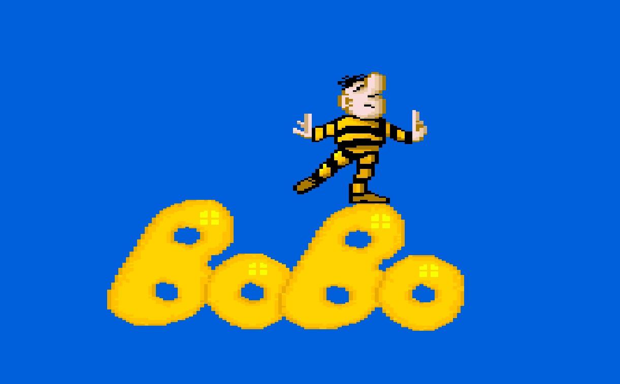 J'écris ton nom, Bobo !